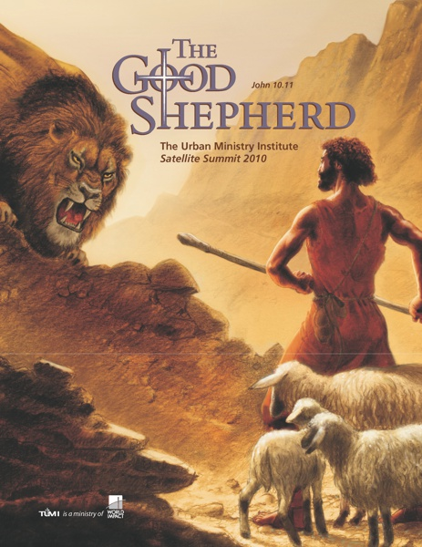 the good shepherd 2010 463x600